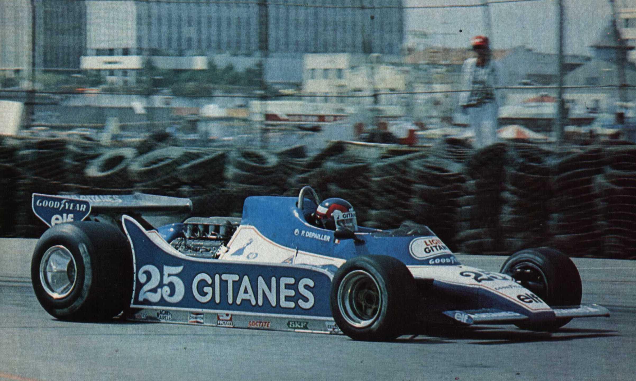 Ligier Cosworth
